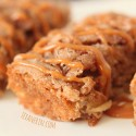 Apple Cake Bars (100% whole grain)
