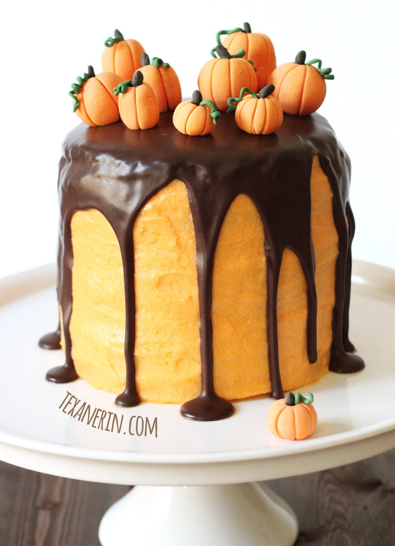 Whole Orange Chocolate Cake