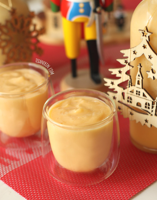 Eierlikör – This German Egg Liqueur (a.k.a. Advocaat) is similar to eggnog but so much better!