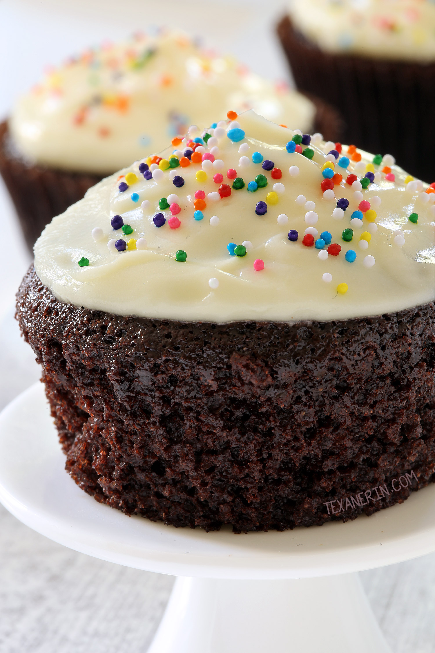 100 Whole Wheat Chocolate Cupcakes Gluten Free All