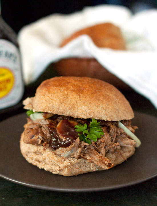 Slow Cooked Pulled Pork | texanerin.com