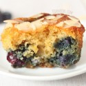 Lemon Blueberry Muffins (grain-free, gluten-free, dairy-free)