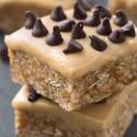 Peanut Butter Coconut Rice Krispie Treats (gluten-free, vegan, whole grain options)