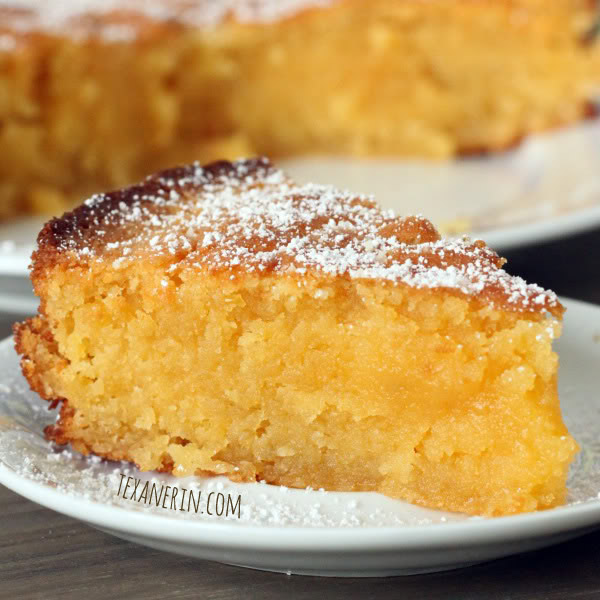 Ground Almond Cake Recipe Uk