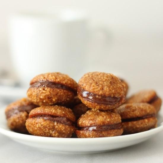 Grain-free Italian Hazelnut Cookies