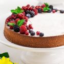 Italian Lemon Almond Flour Cake (grain-free, gluten-free)