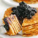 Protein Pancakes (gluten-free, whole grain options)