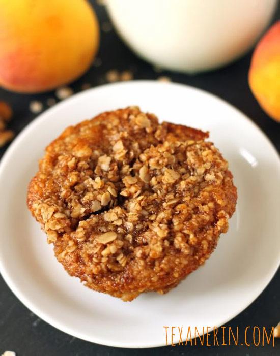 Grain-free Apricot Muffins | texanerin.com