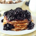 Blueberry Maple Syrup Sauce
