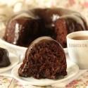 100% Whole Grain Chocolate Zucchini Cake with Greek Yogurt Honey Chocolate Ganache