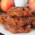 100% Whole Grain Apple Fritters