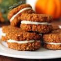 Chewy Pumpkin Cookies (gluten-free, dairy-free)