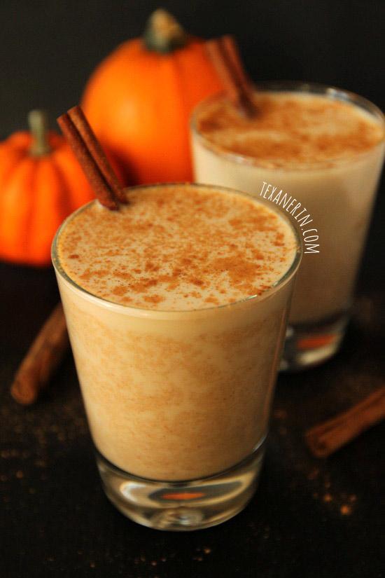Pumpkin Chai Latte | texanerin.com