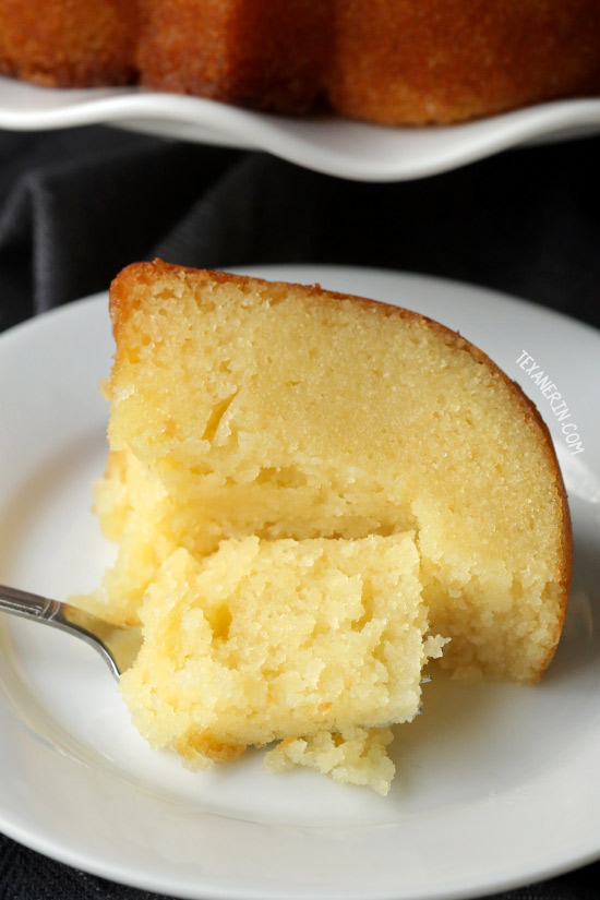 Totally from Scratch Rum Cake – there's no pudding or cake mix involved and it's even more delicious than the cake mix version! Can be made with all-purpose flour or with whole wheat pastry flour for a 100% whole wheat version.