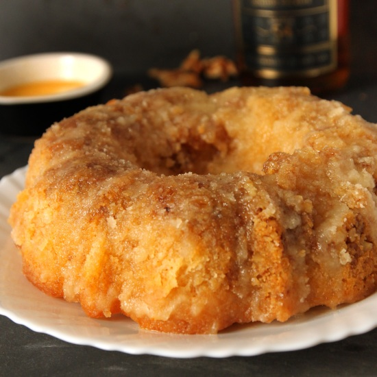 Best Recipe For Rum Cake From Scratch
