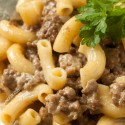 Homemade Hamburger Helper Cheeseburger Macaroni