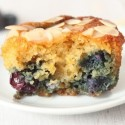 Grain-free Almond Lemon Blueberry Muffins