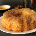 Totally from Scratch Rum Cake