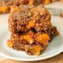 100% Whole Grain Apricot Almond Goo Bars