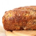100% Whole Grain Banana Bread