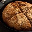 100% Whole Grain Brown Soda Bread