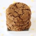 Soft and Chewy Ginger Cookies (100% whole grain)