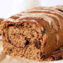 Cinnamon Raisin Bread (vegan, dairy-free, 100% whole grain)
