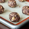 Gluten-free Chocolate Oat Bites