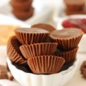 Peanut Butter and Jelly Peanut Butter Cups (dairy-free, vegan)