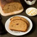 Buttermilk Whole Wheat Raisin Bread