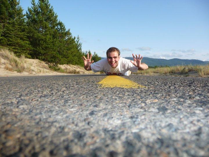 Mr. T likes America(n roads)
