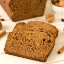 Alpine Wheat Bread (100% whole grain, dairy-free)