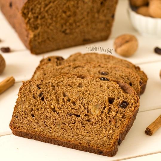 Alpine Wheat Bread (100% whole grain, dairy-free) – Texanerin Baking