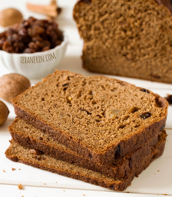 Alpine Wheat Bread – 100% whole grain and dairy-free | texanerin.com