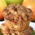 Apple Muffins (grain–free, gluten–free)