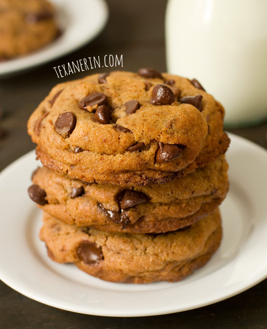 Healthier New York Times Chocolate Chip Cookies 100 Whole Grain