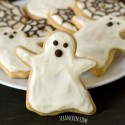 Healthier Halloween Sugar Cookies