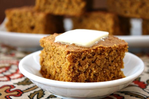 Gluten-free Pumpkin Cornbread