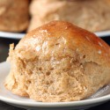 Whole Wheat Rolls – Soft and Fluffy Dinner Rolls!