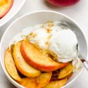 Sauteed Apples (naturally vegan, paleo, gluten-free)