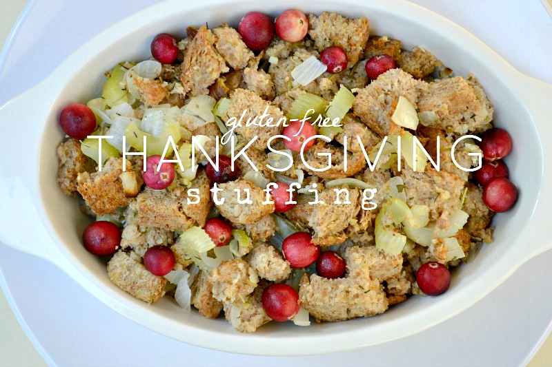 Gluten-free Thanksgiving Stuffing