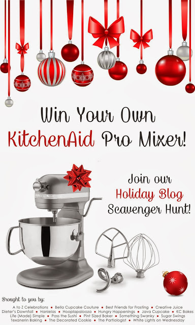KitchenAid Pro Stand Mixer Giveaway!