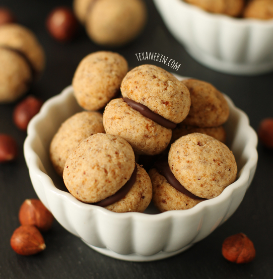 Baci di dama are a type of gluten-free hazelnut cookie originally from ...