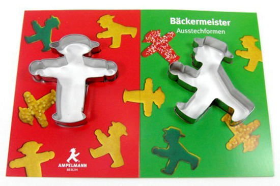Ampelmann Cookie Cutters