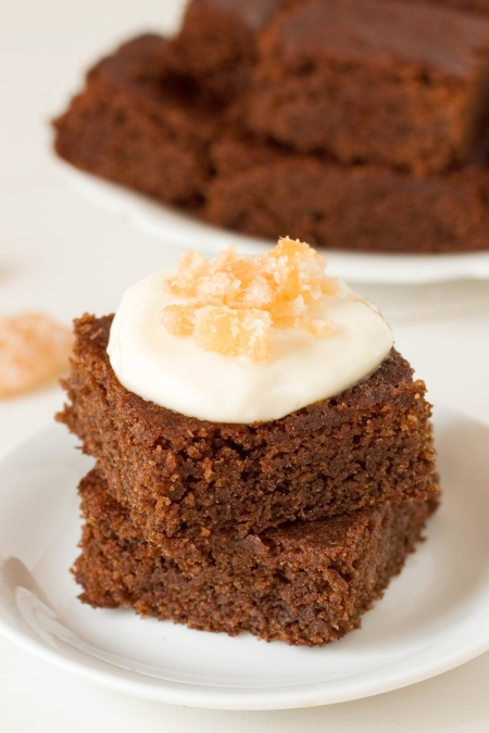 Gingerbread (grain-free)