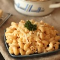 Healthier Macaroni and Cheese