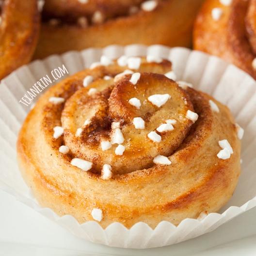 Whole Wheat Kanelbullar (Swedish Cinnamon Buns) – Texanerin Baking