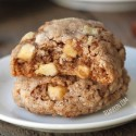 Spiced Apple Oatmeal Cookies (gluten-free, whole grain, dairy-free)