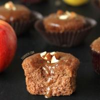 grain-free applesauce cupcakes