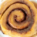 Whole Wheat Pumpkin Cinnamon Buns